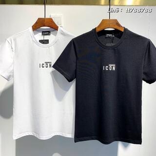 ディースクエアード(DSQUARED2)のDSQUARED2(#147)2枚9000 Tシャツ 半袖 M-3XLサイズ選択(その他)