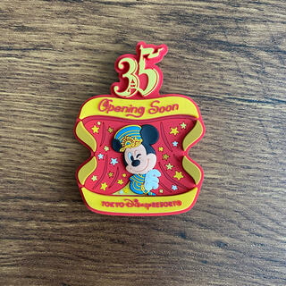 Disney - ディズニーリゾートマグネット ランド35周年オープニング