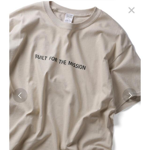 MYSTERY RANCH(ミステリーランチ)のMYSTERY RANCH Tシャツ メンズのトップス(Tシャツ/カットソー(半袖/袖なし))の商品写真