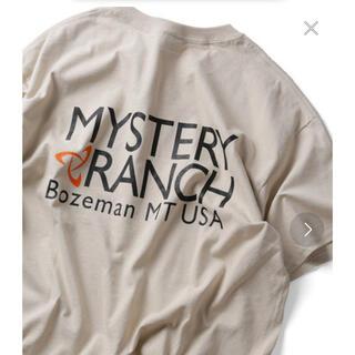 ミステリーランチ(MYSTERY RANCH)のMYSTERY RANCH Tシャツ(Tシャツ/カットソー(半袖/袖なし))
