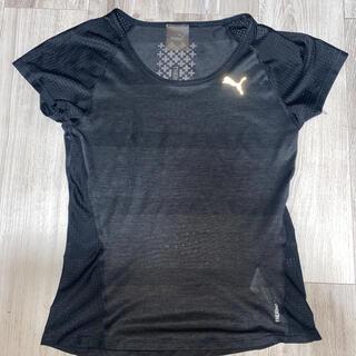 プーマ(PUMA)のプーマ Tシャツ 半袖 ブラック S(Tシャツ(半袖/袖なし))