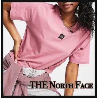 THE NORTH FACE - THE NORTH FACE センターロゴクロップドTシャツ タグ付き新品
