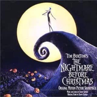 ディズニー(Disney)のナイトメアビフォアクリスマス サントラ(映画音楽)