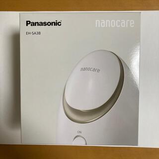 Panasonic - パナソニック スチーマー ナノケア コンパクトタイプ ゴールド調