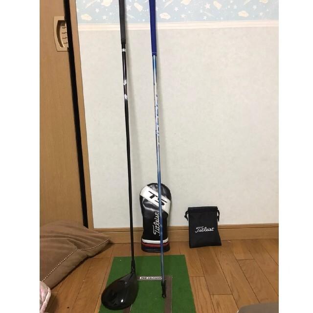 Titleist(タイトリスト)のTitleist ts3  9.5 EVOLUTION Ⅴ 661 シャフト2本 スポーツ/アウトドアのゴルフ(クラブ)の商品写真
