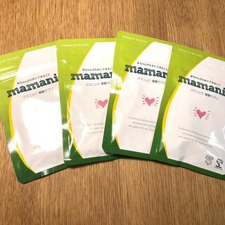 【新品】レバンテ ママニック 葉酸サプリ 4袋