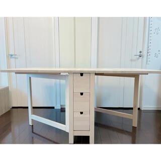 IKEA - IKEA ノールデン ダイニングテーブル