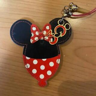 Disney - ディズニー ミニー ストラップ30周年 ミニーストラップキーホルダー