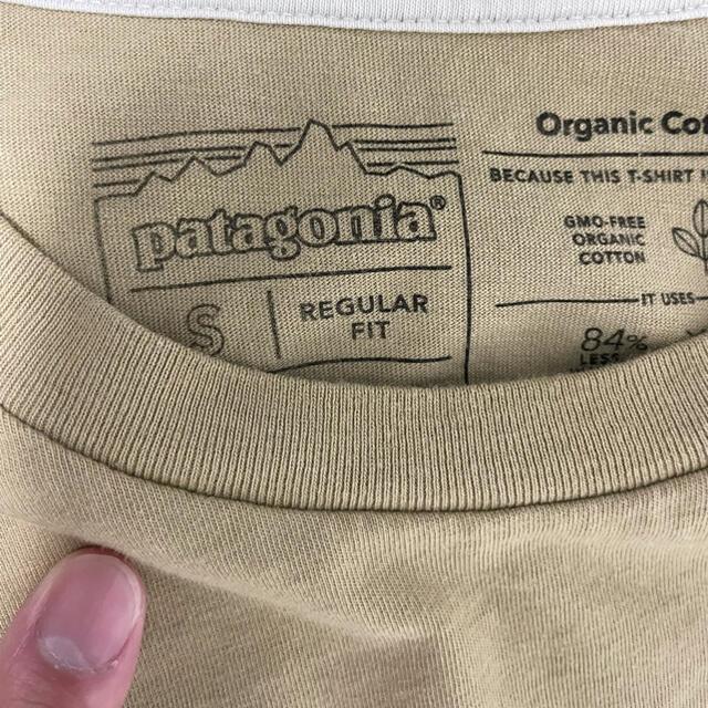 patagonia(パタゴニア)のPatagonia Tシャツ 最終値下げ^_^ メンズのトップス(Tシャツ/カットソー(半袖/袖なし))の商品写真