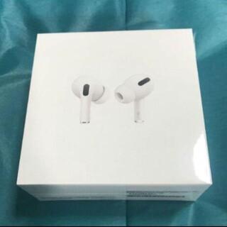 【新品未開封】Apple AirPods Pro  MWP22J