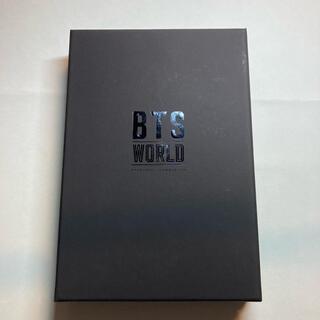 BTS WORLD CD