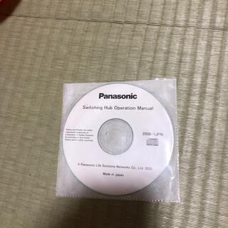Panasonic - パナソニック スイッチングHUB マニュアル