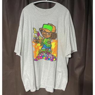 Supreme - シュプリーム  tシャツ  supreme グレー
