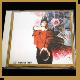 布袋寅泰 【CD】 GUITARHYTHM(ポップス/ロック(邦楽))