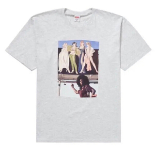 シュプリーム(Supreme)のSupreme American Picture tee シュプリーム(Tシャツ/カットソー(半袖/袖なし))