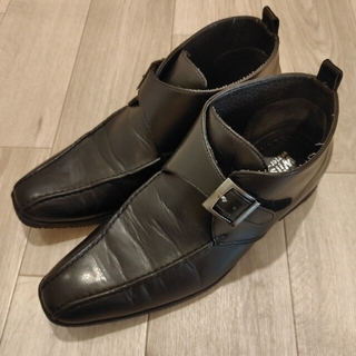 wilson - 【値下げしました】防水防滑レインブーツ。スーツやカジュアルも。脱ぎ履き楽