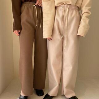 カスタネ(Kastane)のlawgy cotton rafu pants(カジュアルパンツ)