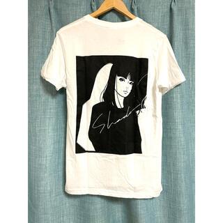 BEAMS - iri × kyne Shade Tシャツ