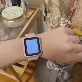 Apple Watch - Apple Watch シリコンバンド 40mm