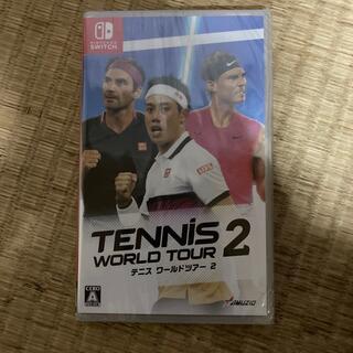 ニンテンドースイッチ(Nintendo Switch)のテニス ワールドツアー2 Switch(家庭用ゲームソフト)