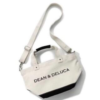 ディーンアンドデルーカ(DEAN & DELUCA)のDEAN&DELUCA ショルダーバッグ ブラック キャンバストート 2way(ショルダーバッグ)