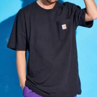 カーハート(carhartt)のカーハート Tシャツ 黒(Tシャツ/カットソー(半袖/袖なし))
