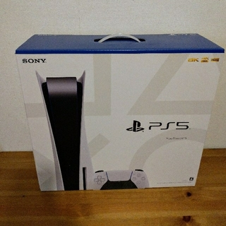 SONY - PlayStation5本体 ディスクドライブ搭載 PS5 SONY