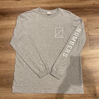 ロンハーマン(Ron Herman)のロンハーマン  RHC/Numbers ナンバーズ ロンT  L(Tシャツ/カットソー(七分/長袖))