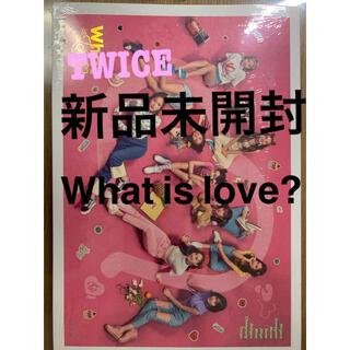 Waste(twice) - TWICE What is love? 新品未開封