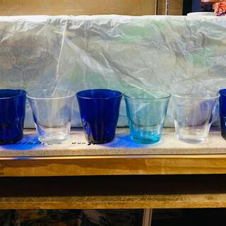 ムジルシリョウヒン(MUJI (無印良品))の無印良品グラス(グラス/カップ)