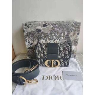 Christian Dior - Dior ディオール オブリーク ジャカード ボックスバッグ