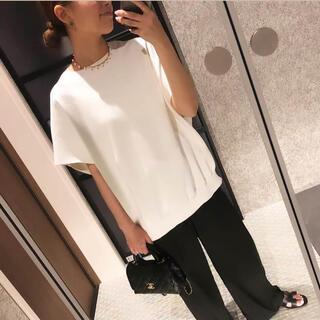 Drawer - yori♡大人気ビックプルオーバーニット ホワイト 美品