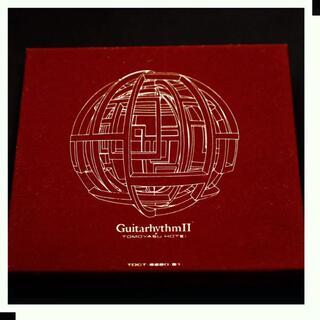 布袋寅泰 【CD】 GUITARHYTHM II(ポップス/ロック(邦楽))