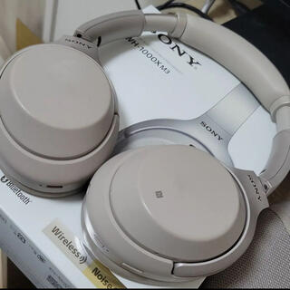 SONY - WH-1000XM3 シルバー