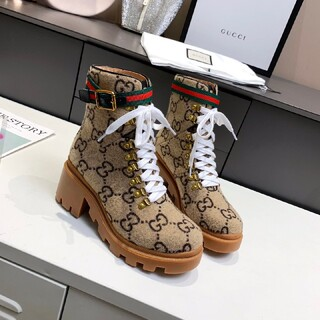 Gucci - GUCCl  ブーツ  靴