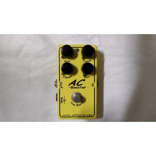 Xotic AC Booster(エフェクター)