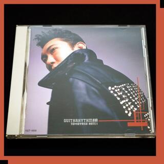 布袋寅泰 【CD】 GUITARHYTHM III(ポップス/ロック(邦楽))