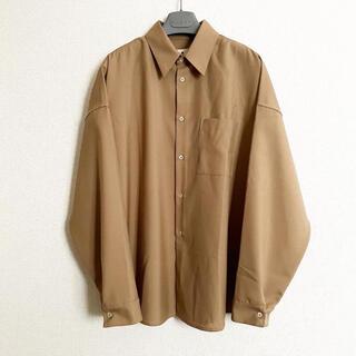 MARNI 20AW トロピカルウールシャツ