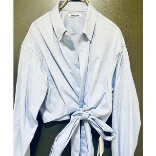 TOMORROWLAND - フミカウチダ oxford cropped shirts