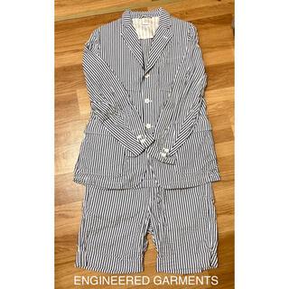 エンジニアードガーメンツ(Engineered Garments)の【美品】エンジニアード ガーメンツ ジャケットM  ハーフパンツ32(セットアップ)