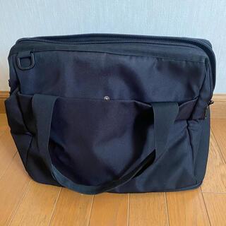 ムジルシリョウヒン(MUJI (無印良品))の無印良品 ボストンバッグ トラベルバッグ キャリーオンバッグ(ボストンバッグ)