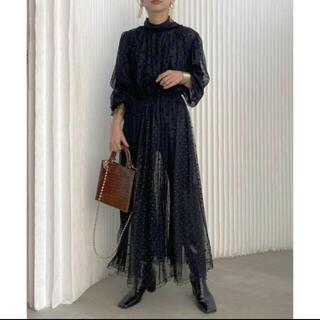 Ameri VINTAGE - Ameri vintage MANY WAY MIX DOT DRESS