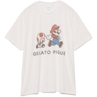 gelato pique -  gelato pique(ジェラート ピケ)  【スーパーマリオ】 Tシャツ