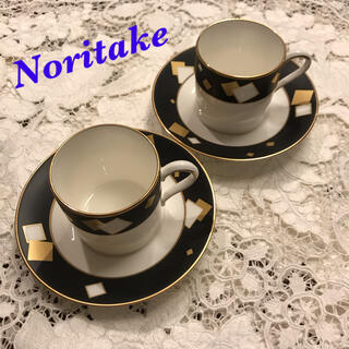 Noritake - ノリタケ KOCHIシリーズ カップ&ソーサー