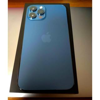 Apple - 【お値下げ!】iPhone 12 Pro Max 256GB パシフィックブルー