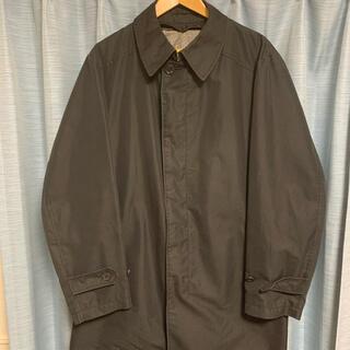 ユニクロ(UNIQLO)のユニクロ ステンカラーコート ブラック XL(ステンカラーコート)
