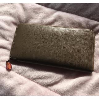 エルメス(Hermes)のエルメス アザップロングシルクイン 長財布(財布)