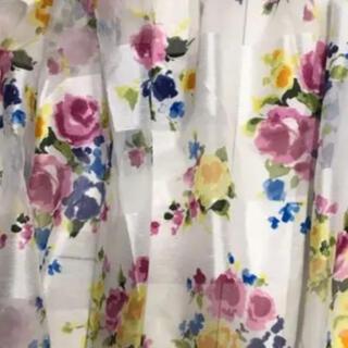 フランフラン(Francfranc)の【新品未使用】フランフラン☆レースカーテン 2枚セット(レースカーテン)