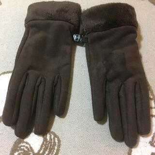 ユニクロ(UNIQLO)の美品💕UNIQLOあったか手袋M/L(手袋)