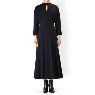 mame - 【Mame Kurogouchi(マメ)】Cotton Jersey Dress